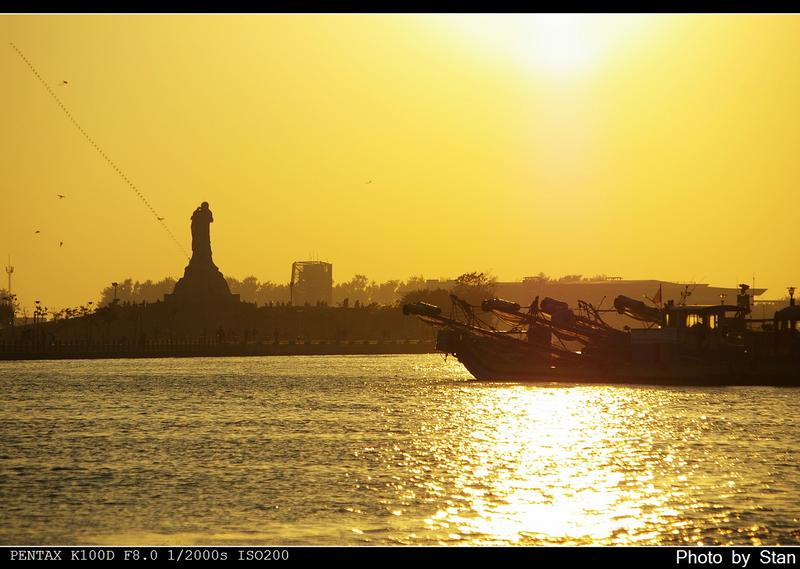 Anping Harbor Sunset
