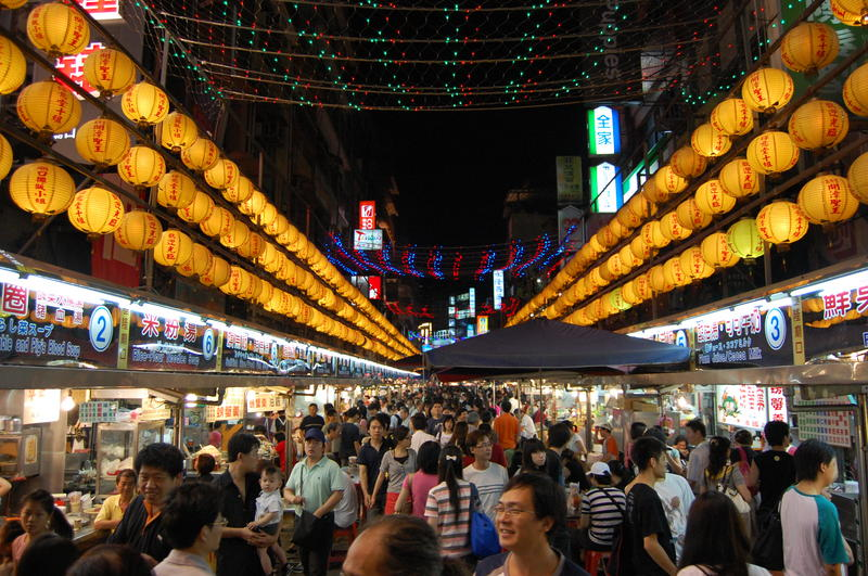基隆 Night Market