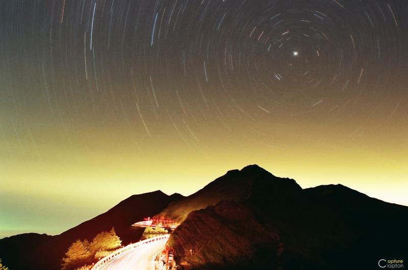 HeHuan Mountain Star Circles