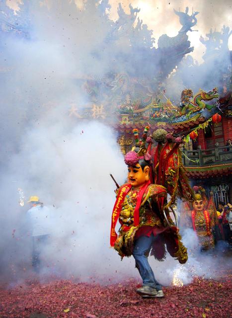 Baishatun Mazu festival