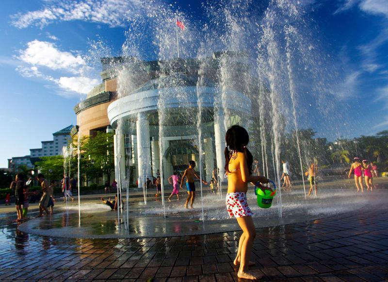 Tainan Fountain