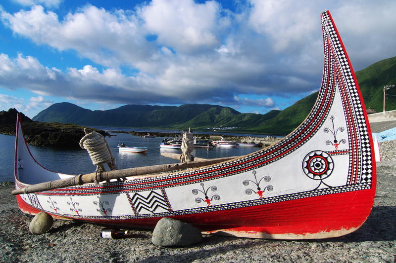 Taiwan Traditional Boat