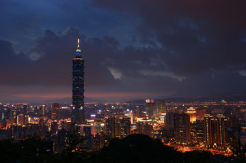 Taipei Night
