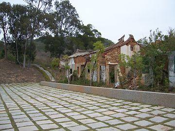 Abandonded Stone House on Kinmen Island