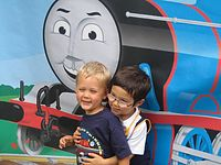 Click Here to view DayOutWithThomas2006 016 in Full Size