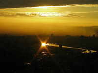 Click Here to view Sunset from Taipei 101 in Full Size