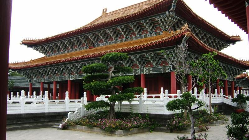 Kaoshiung  Conficius temple