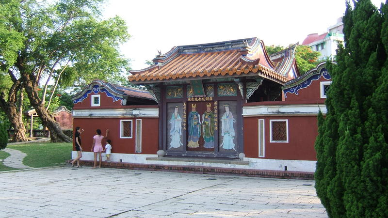 Tainan Five concubines temple