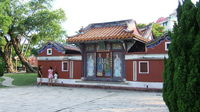 Click Here to view Tainan Five concubines temple in Full Size