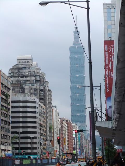 The Taipei 101