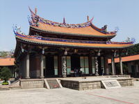 Click Here to view Main Building Confucius Temple in Full Size