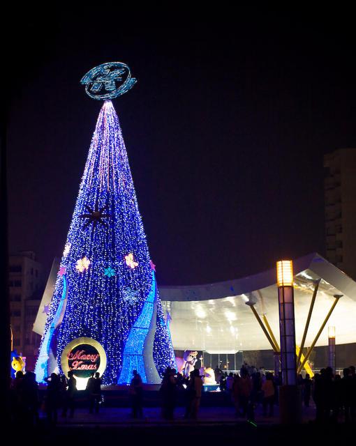 Kaohsiung Christmas