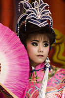 Click Here to view Taiwanese Opera Performer in Full Size