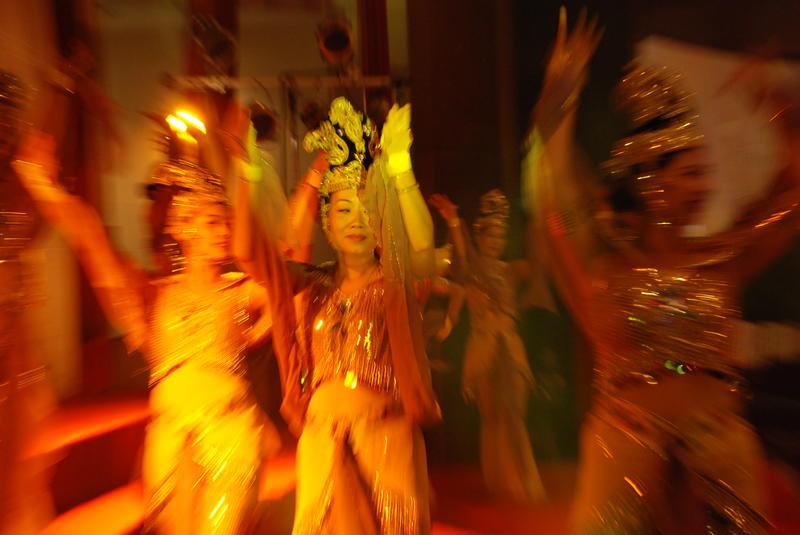 Taoist Dance