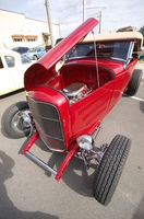 Hot Red Rod