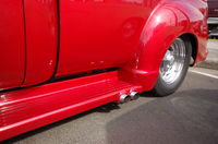 Exhaust in the Side step
