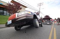 Hydraulic Lifted shocks