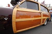 Woodie Wagon - V8