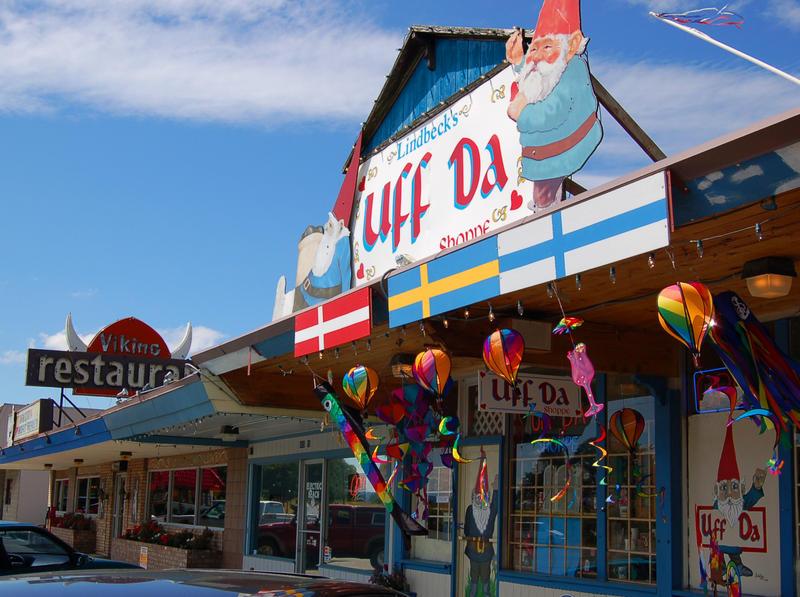 Viking Restaurant and Uff Da Shop