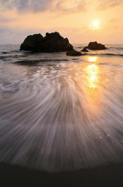 Moving tide