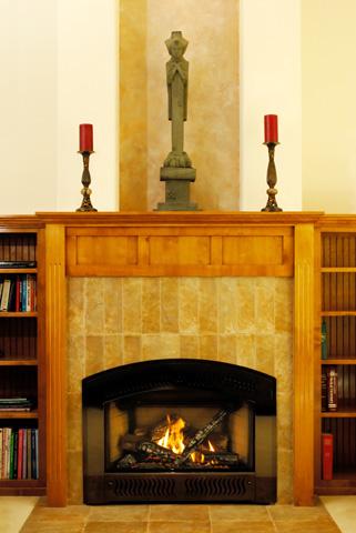 Edmonds Fireplace