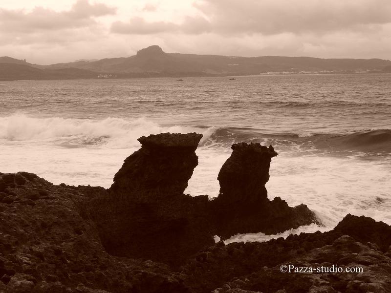 Taidng shore