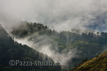 A view from Hehuan Mt