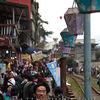 The lantern festival PingXi, Taiwan