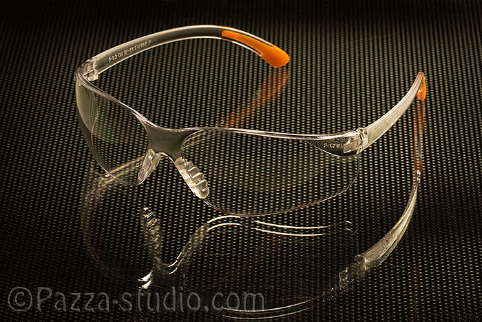 Translucent Safety Glasses