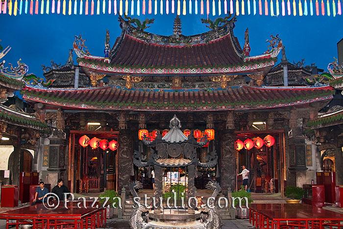 Matzu Temple in Lukang