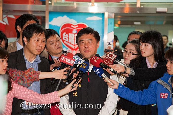 2012 elections Taiwan