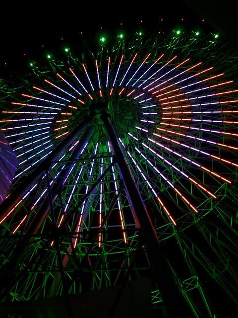 Miramar Ferris Wheel in Dazhi