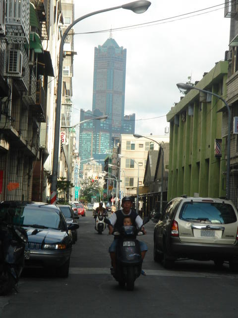 Kaohsiung street