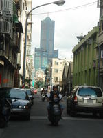 Click Here to view Kaohsiung street in Full Size