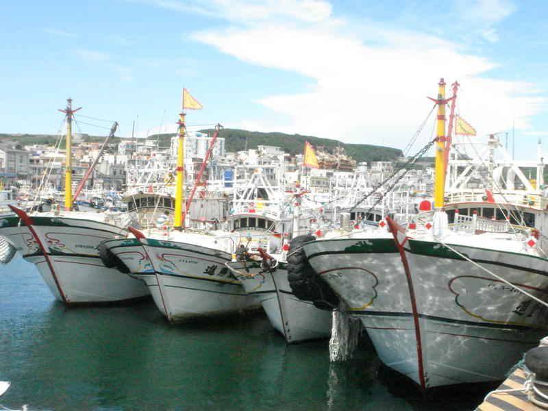 boats in Wai-an