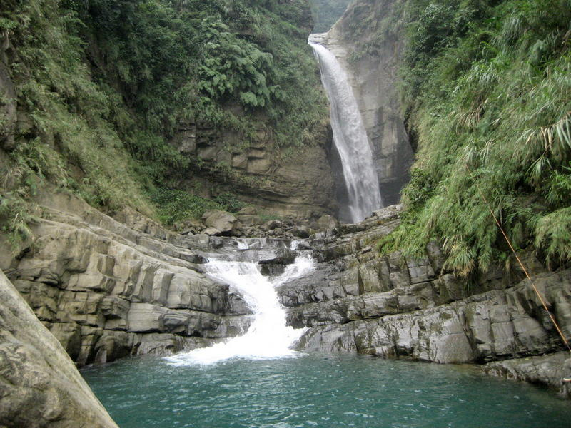Zhushan Waterfall6