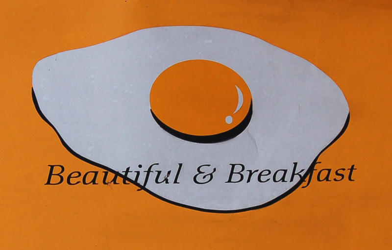 Beautiful and Breakfast Detail