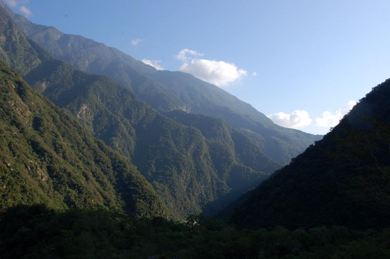 Taroko Morning View