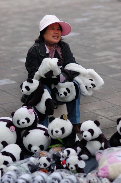 Panda Gear
