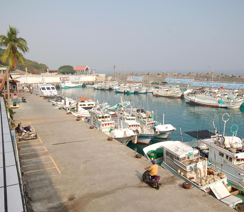 Liu Chiu Harbor
