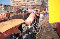 Mounting the Pig