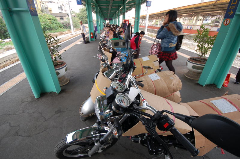 Motorcycles to Ship