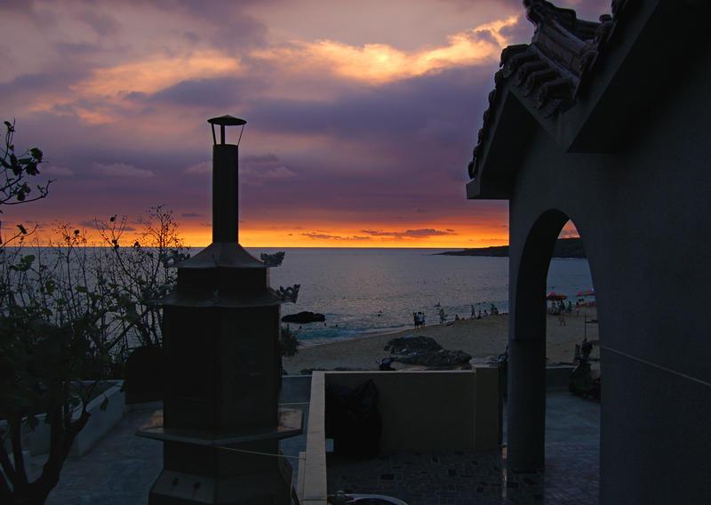 Baisha Sunset