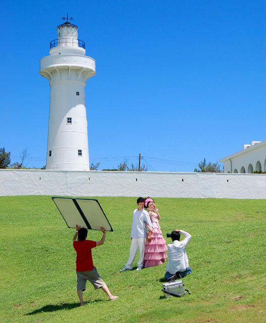 Wedding Pictures at Lighthouse