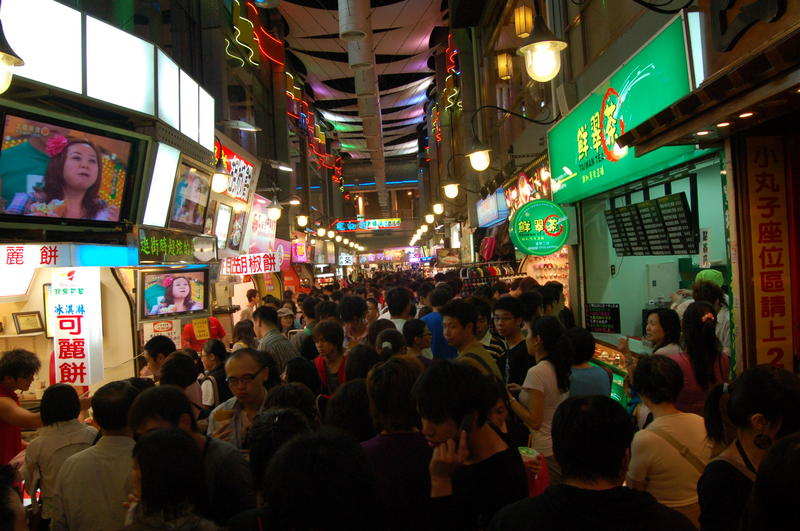 Feng-Chia Night Market
