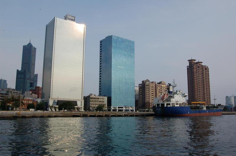 Kaohsiung Inner Harbor