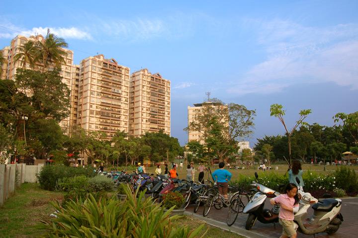 YuanLin Central Park