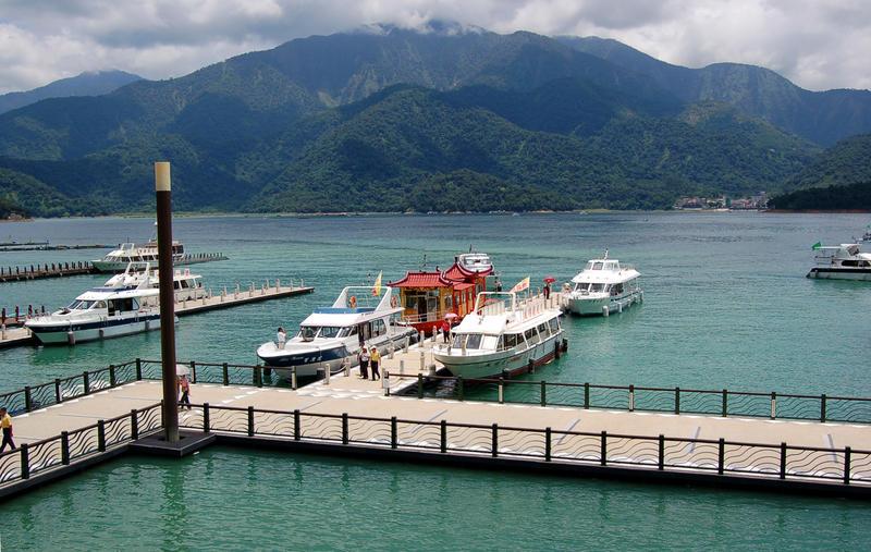 Sun Moon Town Dock