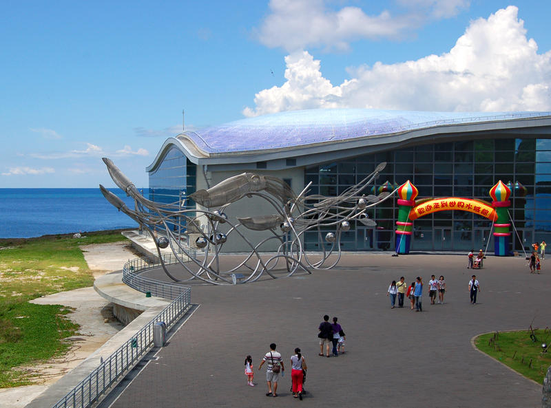 Aquarium Discovery Zone