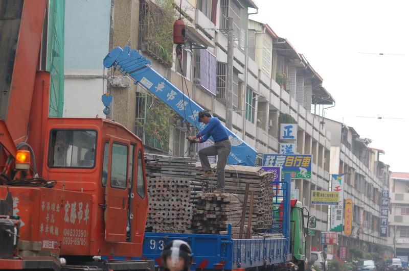 Crane Delivery